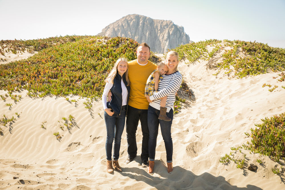 Paso Robles San Luis Obispo Family Portrait Photographer Morro Bay Dunes 057.jpg