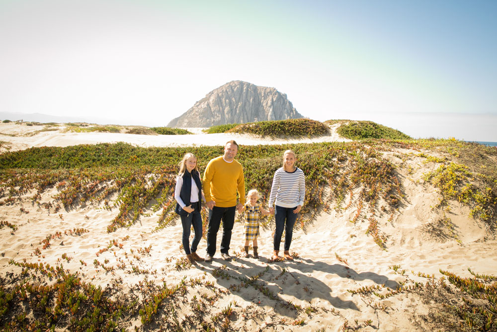 Paso Robles San Luis Obispo Family Portrait Photographer Morro Bay Dunes 061.jpg