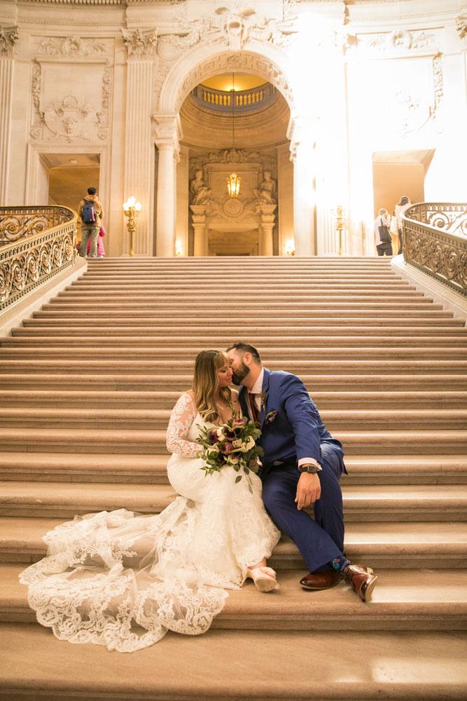 San Francisco Wedding Photographer City Hall Museum of Ice Cream 040.jpg