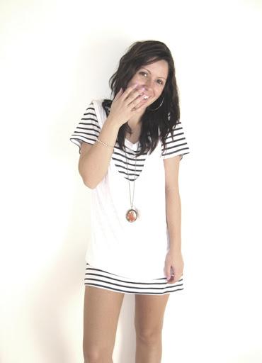 ways to wear stripes @ friendinfashion