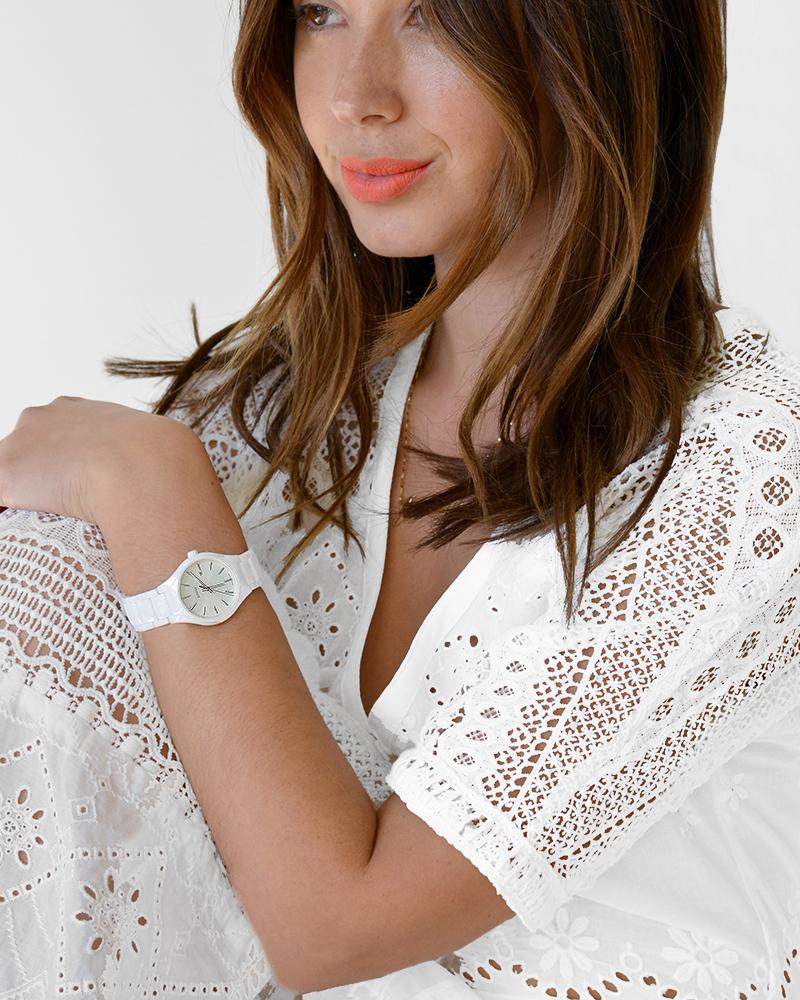 Friend in Fashion, Watch, Ways to Wear, Spell Byron Bay, boho style, Rado