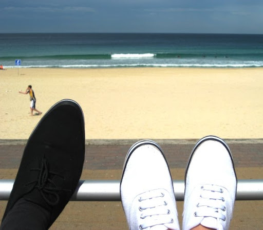 Bondi Beach @ friendinfashion