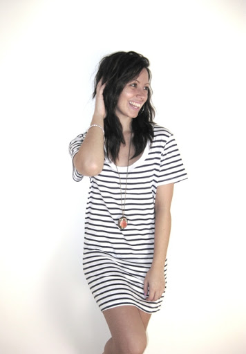 ways to wear stripes @ friendinfashion