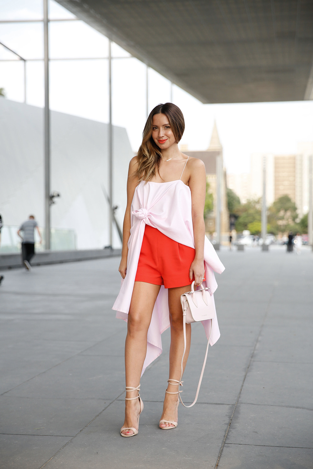 HOW TO COLOUR BLOCK — Friend In Fashion   By Jasmin Howell ...