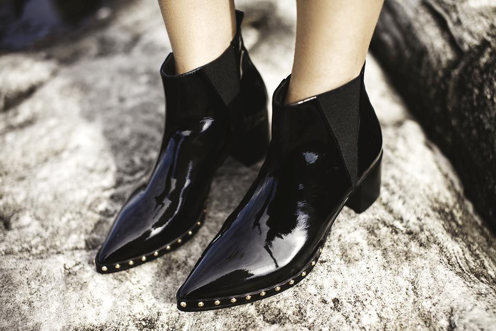 CHELSEA BOOT - HIGH SHINE