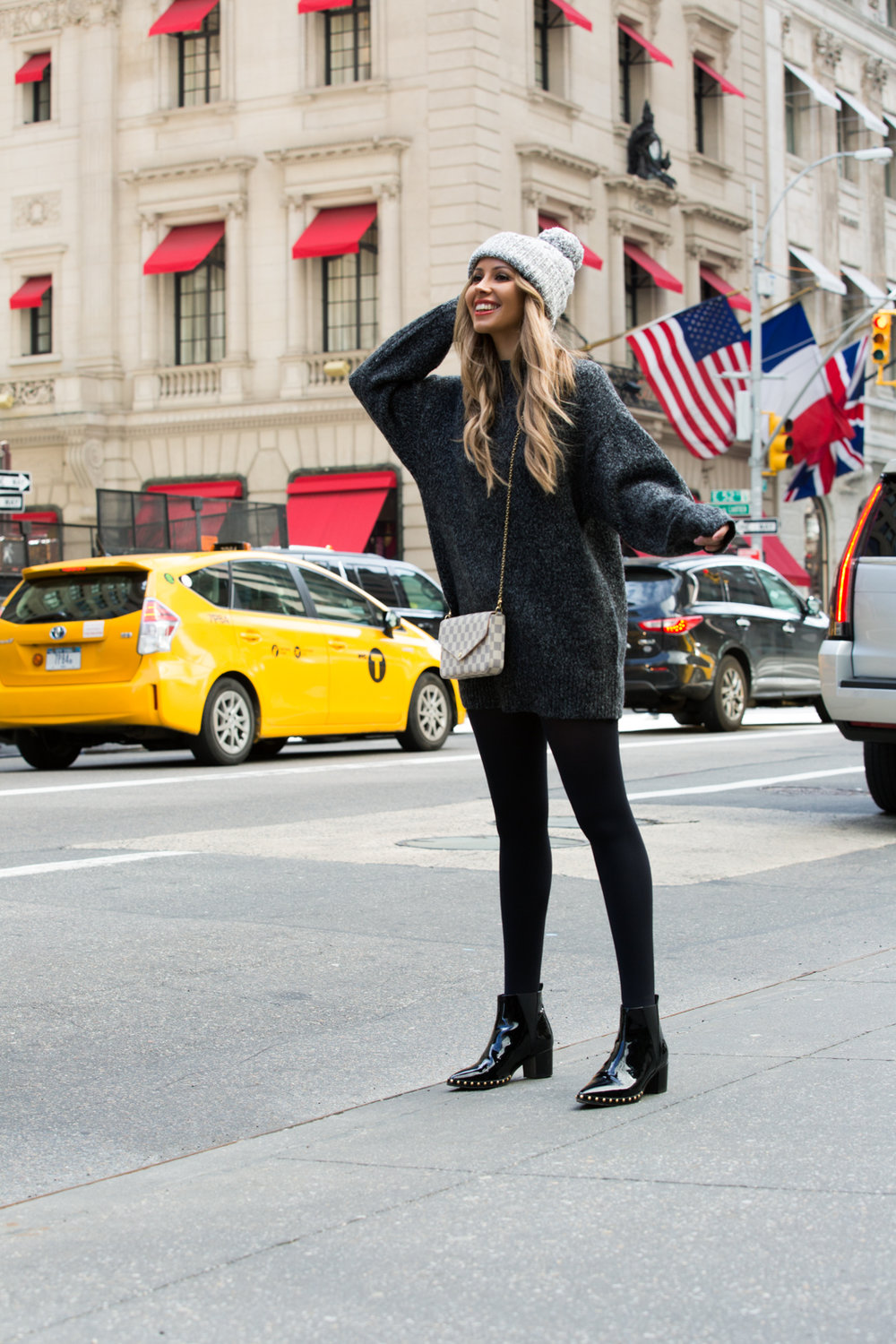Friend in Fashion, Street Style, New York