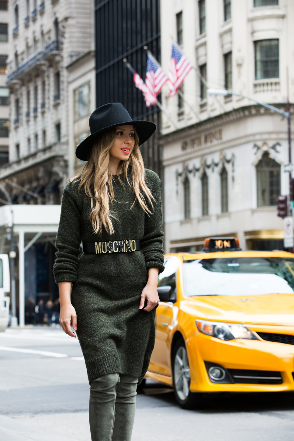 Street Style, The Knit Dress
