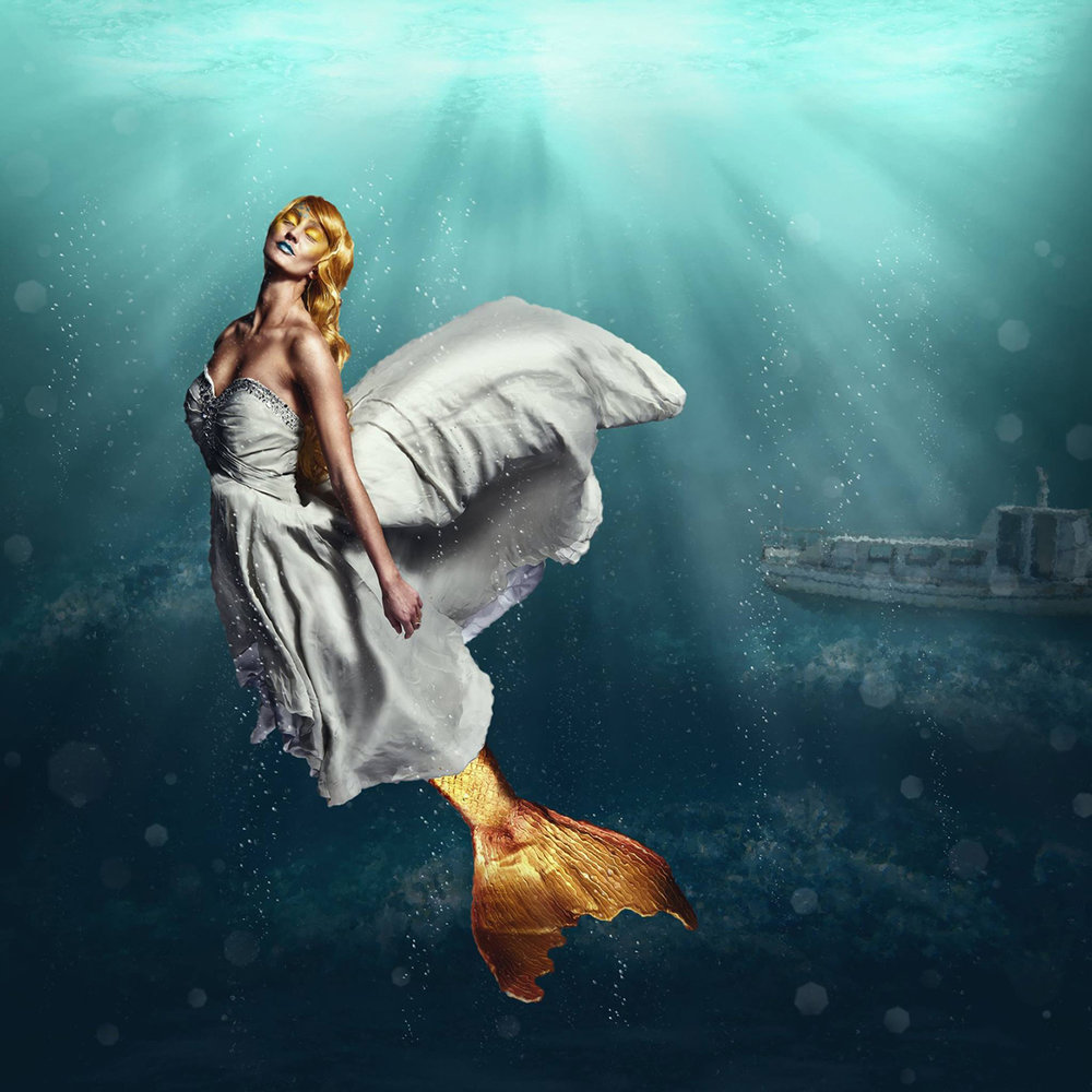 Malou Reedorf Fashion Mermaid