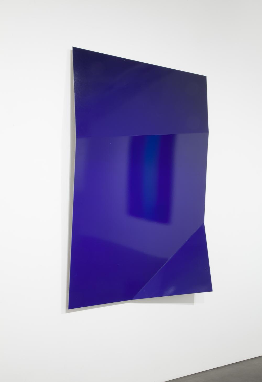 Blue Bent