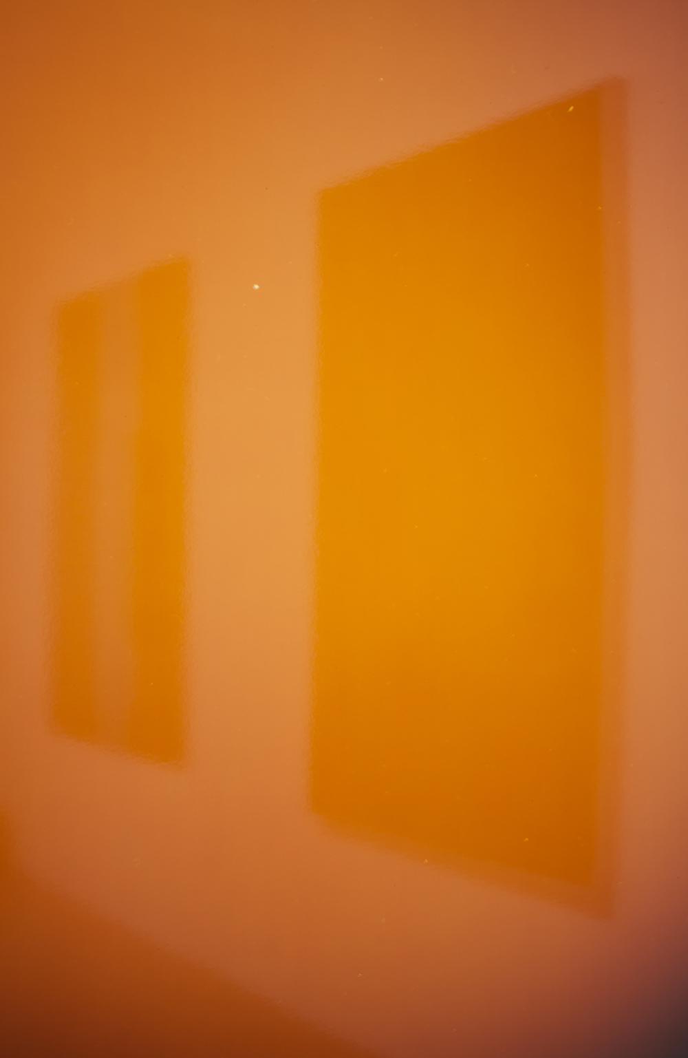 Orange (detail)