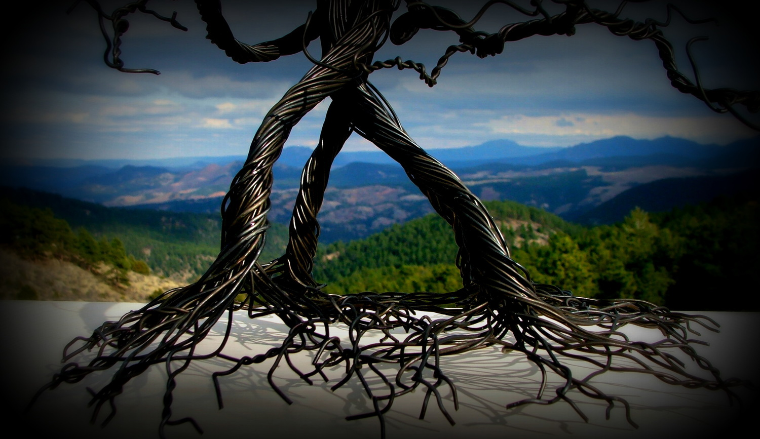 wire family trees and wire trees — gre:son custom creations