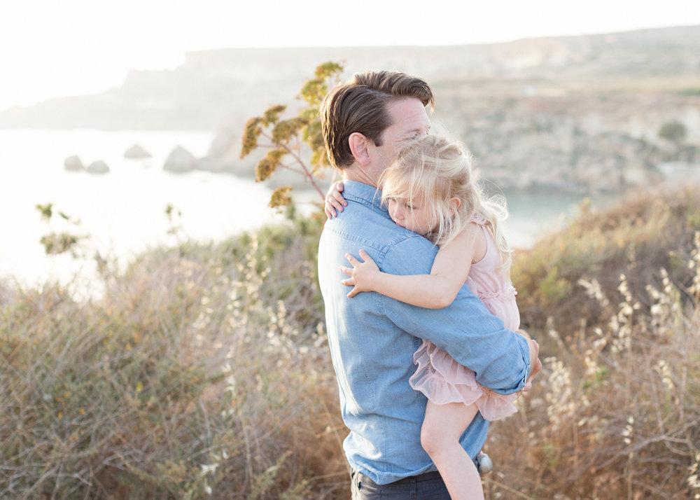 family photography malta, family photo shoot malta, Riviera bay Malta, natural light photographer, candid, sunset, Swedish photographer in Malta