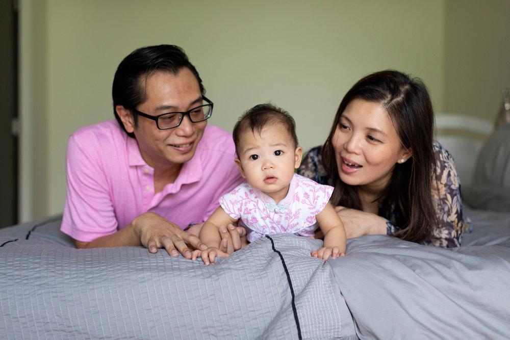 Newborn photography Singapore lifestyle newborn shoot singapore