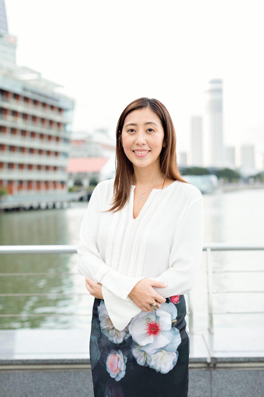 corporate headshot session singapore
