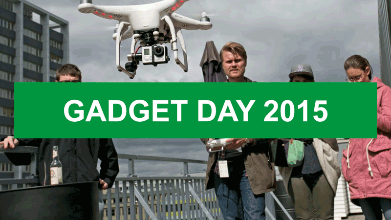 Gadget Day 2015