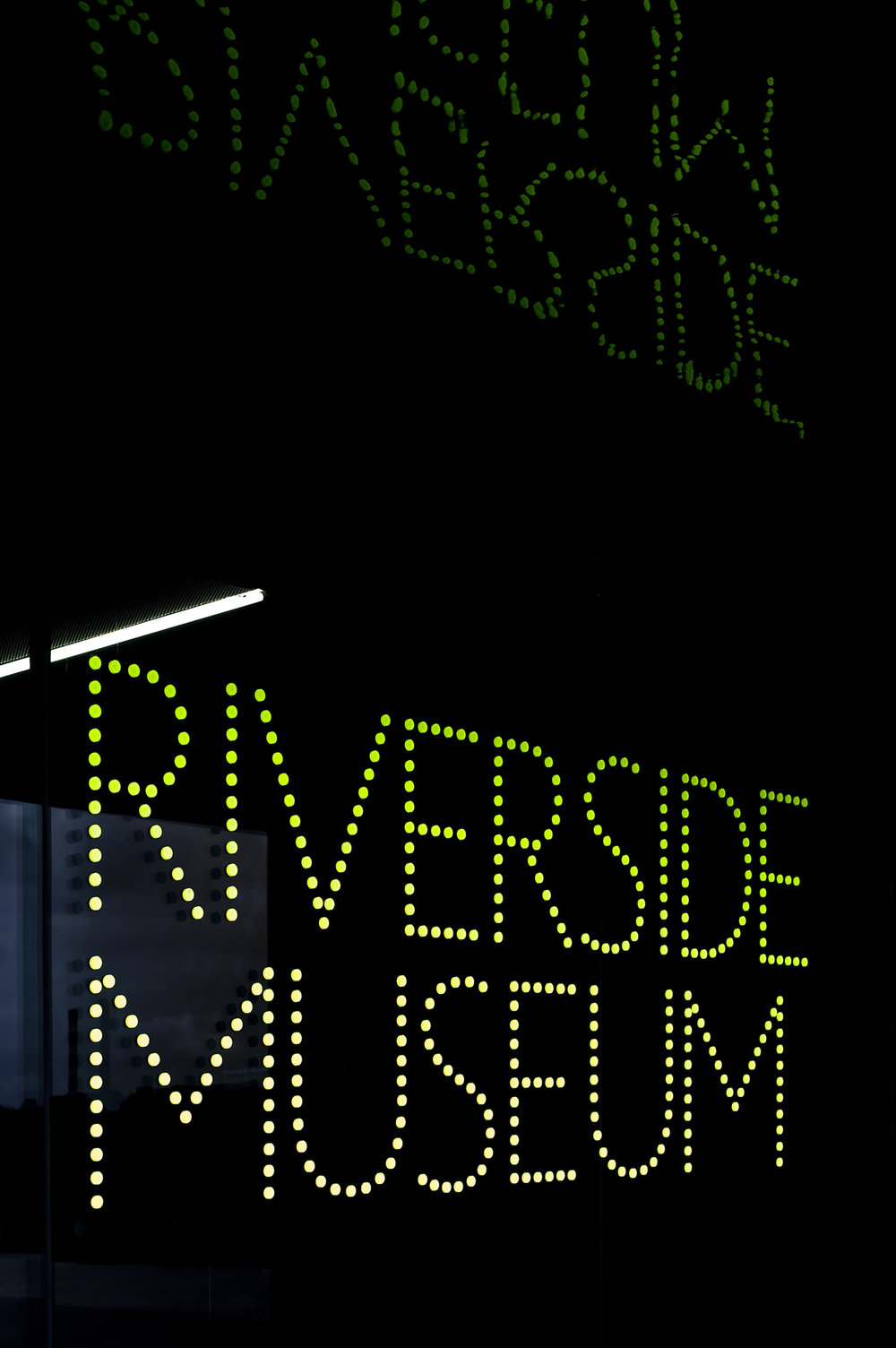 Riverside Museum | Wayfinding