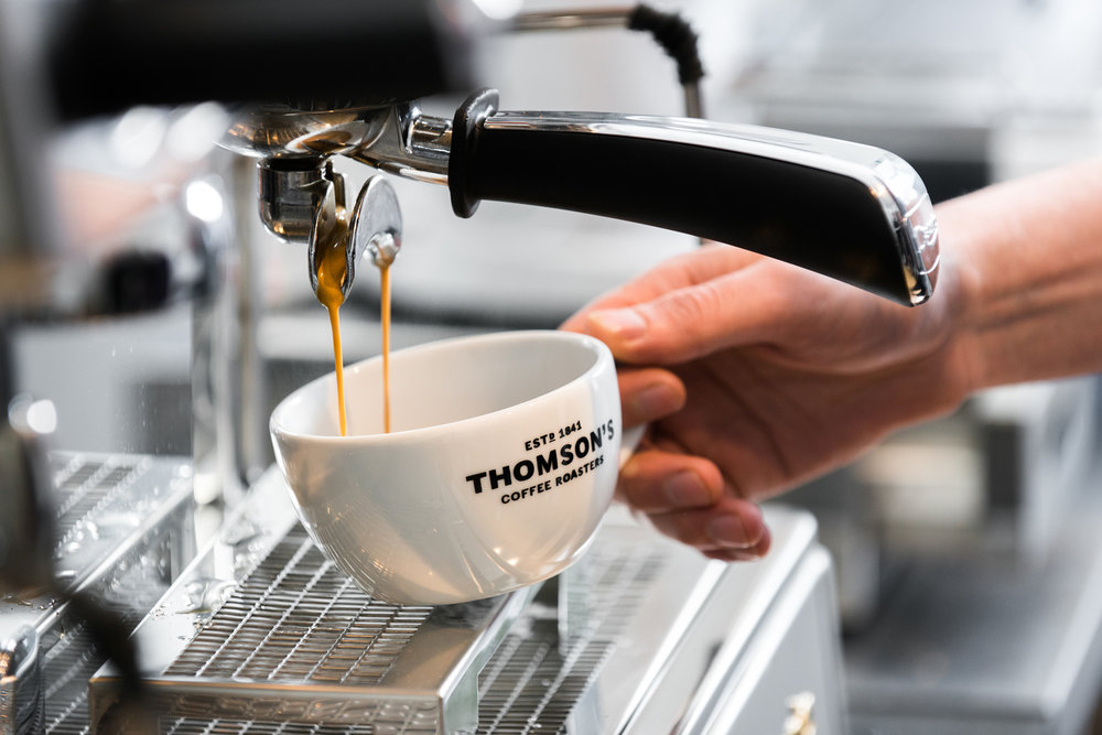 Thomson's Coffee