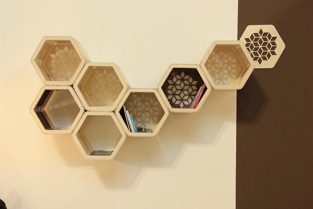 Bookshelves by Art Guild