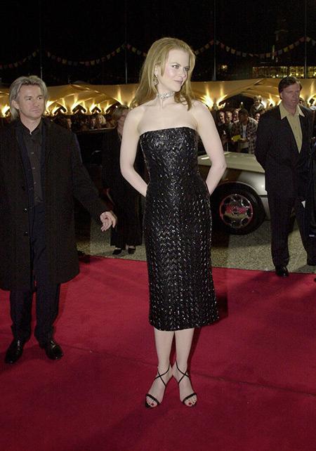 Nicole Kidman, Baz Luhrman