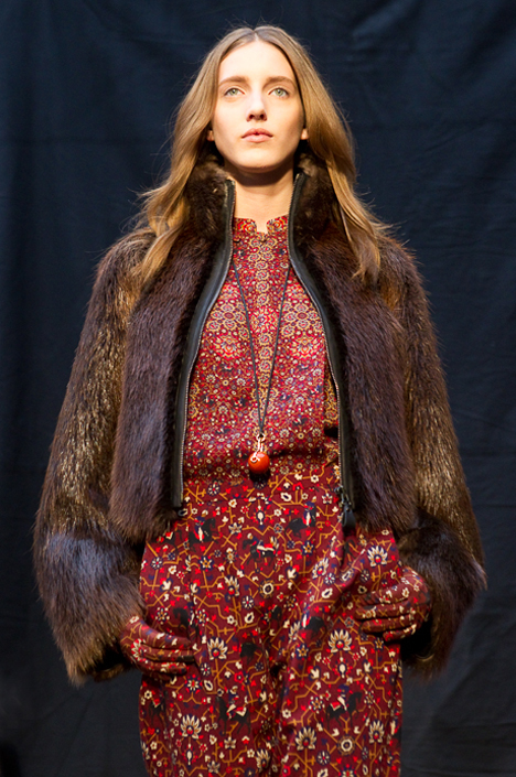 Hermes Fall Winter Collection 2012