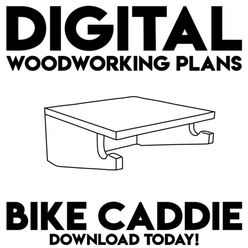 Bike Caddie Digital Woodworking Plans Rivertown Woodcraft