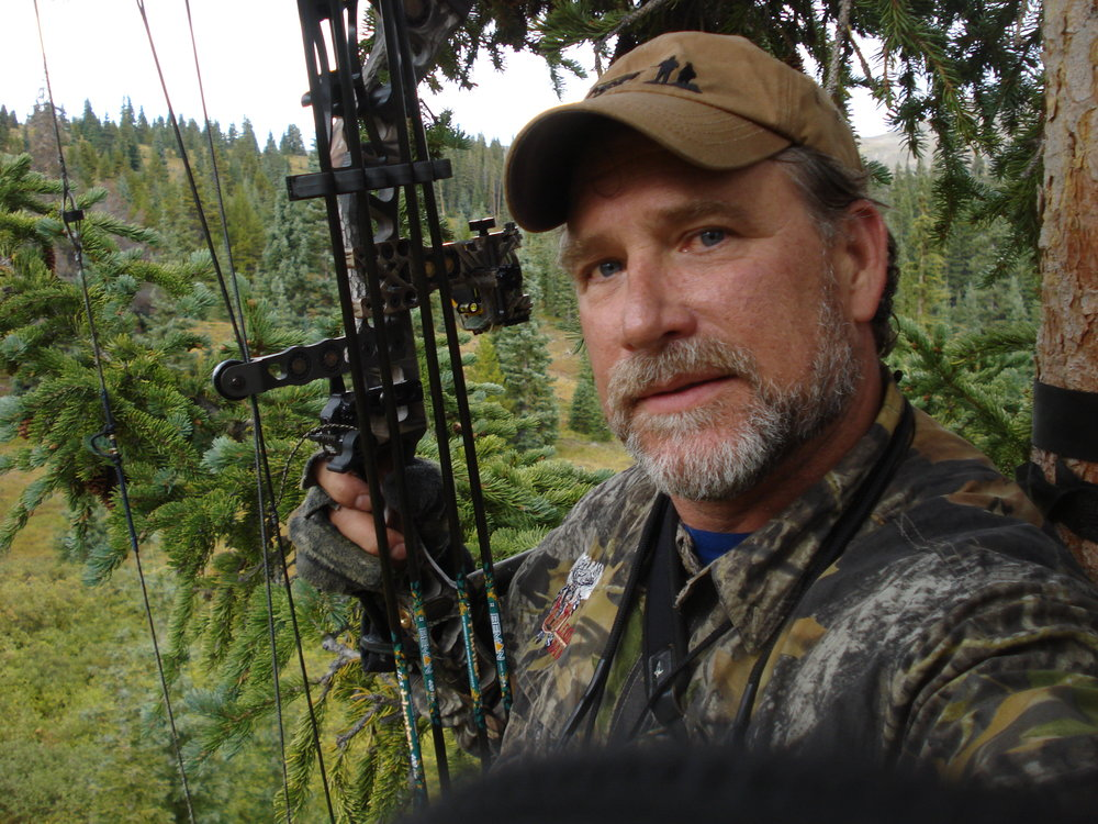 Hunting Whitetail with a Mathews Switchback