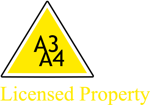A3A4 Licensed Property