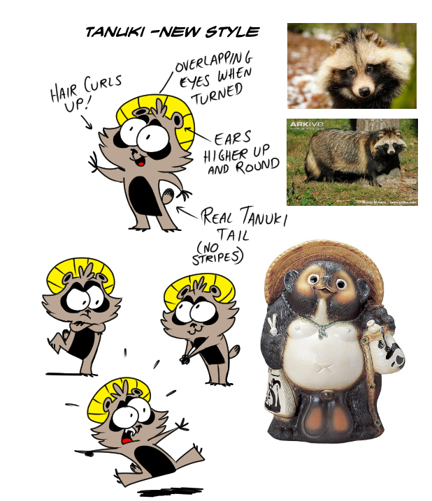 LittleFCS Tanuki NEW style page.jpg