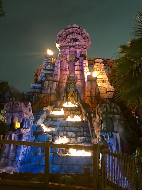 Raging Spirits ride!