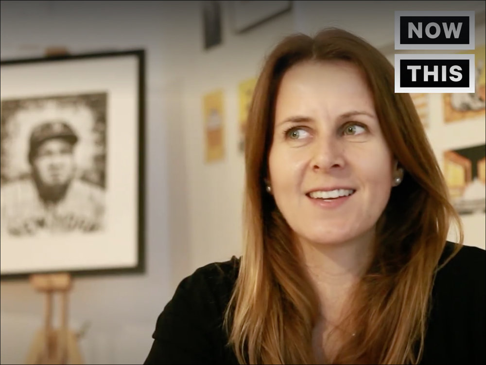 NowThis (Video interview) » Watch on Facebook