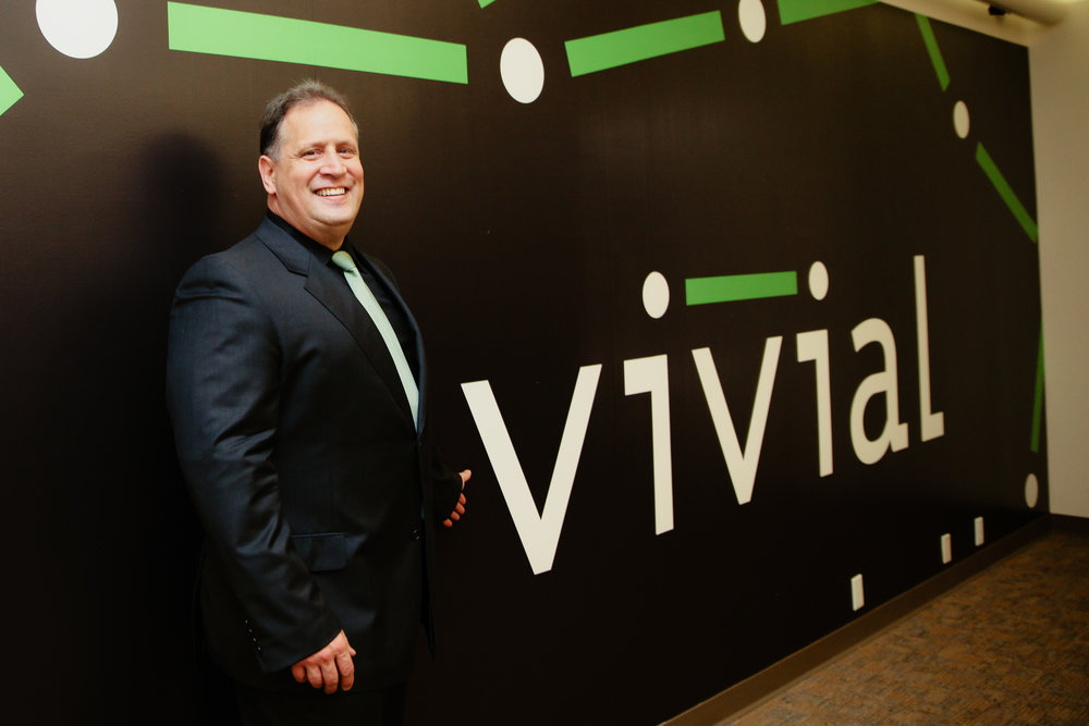 Jim Continenza - Chairman and Chief Executive Officer, Vivial