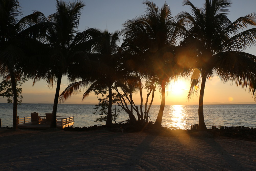 Royal Belize Sunset