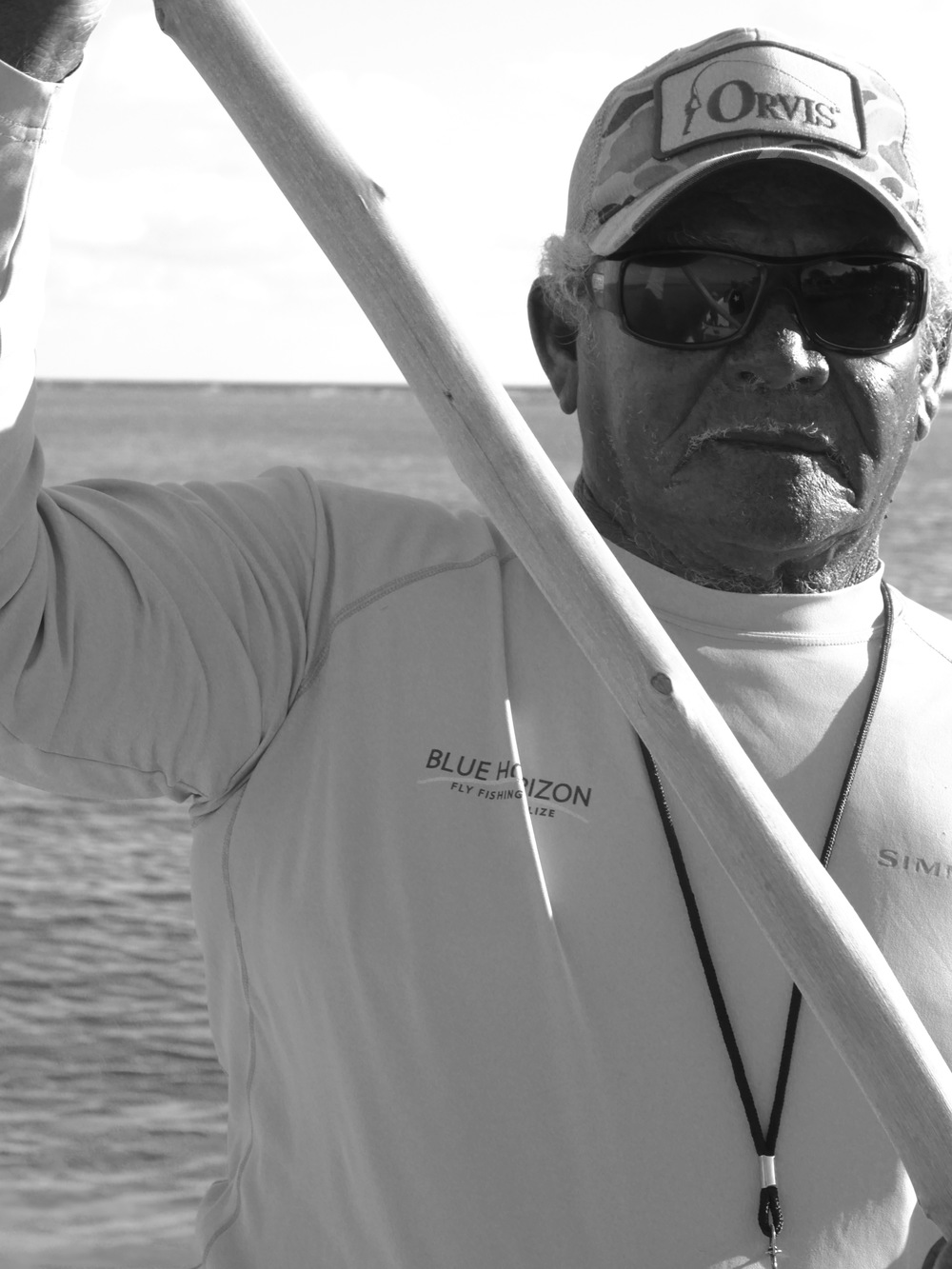Lincoln Westby has a staggering amount of knowledge about guiding, the habitat, and the fish that he has come to master in his 40 plus years of guiding Belizean waters