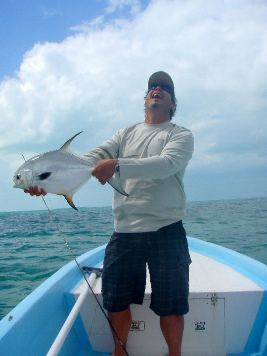Frank Smethurst will lend participants his vast knowledge on saltwater flats fishing; plus we are sure to get a great story, or two