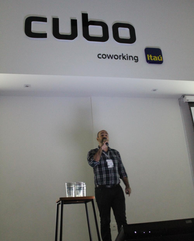 Felipe Castro, CEO da Lean Peformance, na Qulture.Con