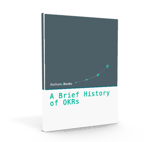 A Brief History of OKRs (Objectives and Key Results)