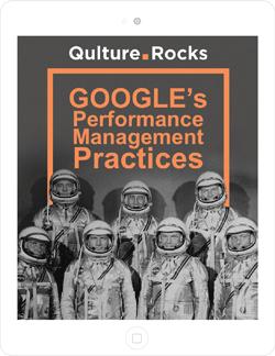 Google's Performance Management Practices