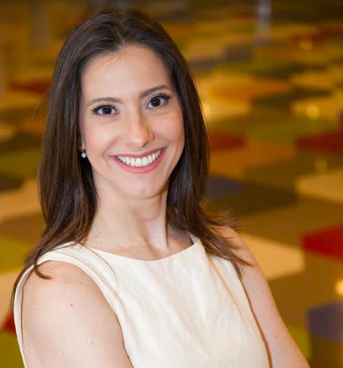 Monica Santos, Diretora de RH do Google para America Latina
