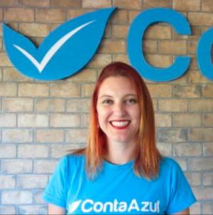 Karin Ramos, HR Manager, ContaAzul