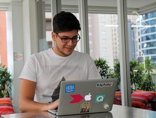 Manuel Puyol - Estagiário, Full Stack Web Development