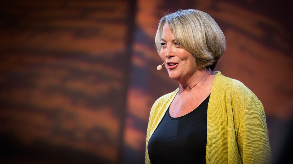 Patty Mccord, ex-VP de Gente da Netflix em TED Talk