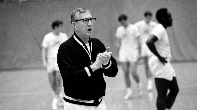 John Wooden. Fonte: Sports Illustrated.