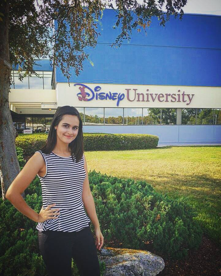 Dia do meu primeiro treinamento na Disney University