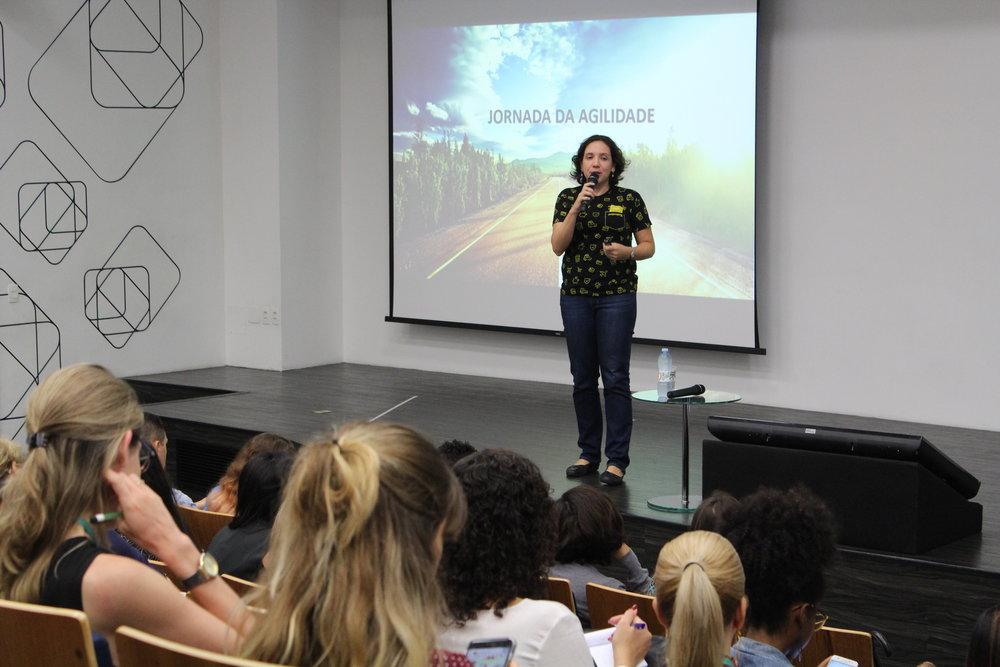 Palestra da Mariana Zaparolli na Qulture.Talks.