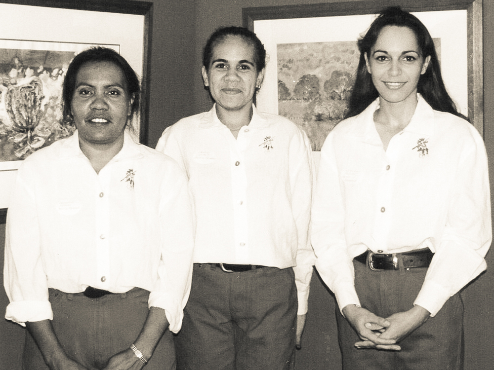 AiR staff