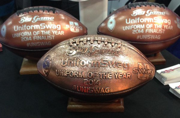 CLICK HERE TO SEE ALL OF THE 2014 UNISWAG UNIFORM AWARD WINNERS