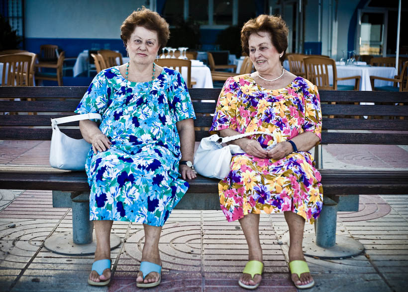 Twins, Javea Spain