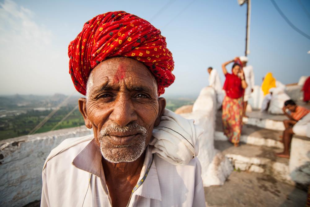 Ed Haynes / Edward Haynes / Edward Haynes Photography. Monkey Temple Hampi, India
