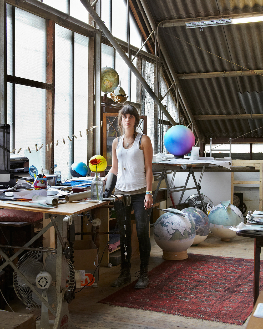 Mary -  Bellerby Globemakers