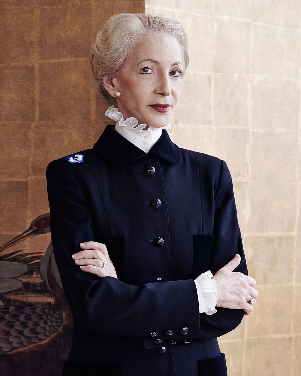 Lady Barbara Judge